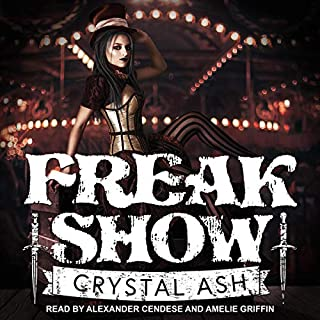 Freak Show audiobook cover art