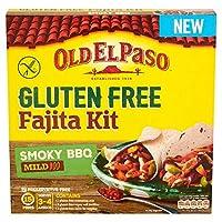 [Old El Paso] 古いエルパソグルテンフリーのスモーキーバーベキューファヒータキット462グラム - Old El Paso Gluten Free Smoky BBQ Fajita Kit 462g [並行輸入品]
