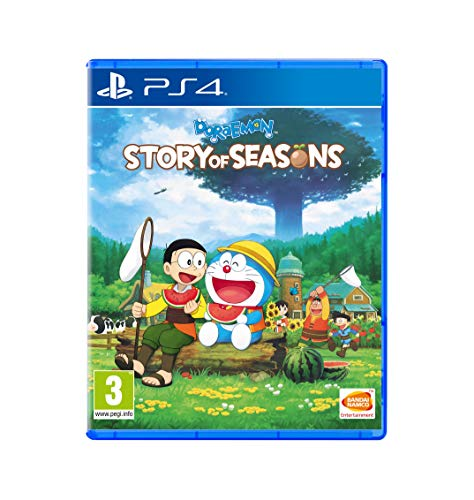 DORAEMON Story of Seasons - PlayStation 4
