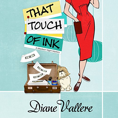 Couverture de That Touch of Ink