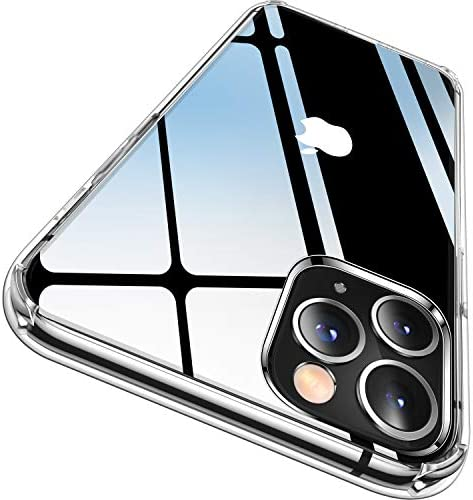 Photo of CASEKOO Crystal Clear Designed for iPhone 11 Pro Max Case, [Not Yellowing] [Military Grade Drop Tested] Shockproof Protective Phone Cases Slim Thin Cover (6.5 inch) 2019, Clear