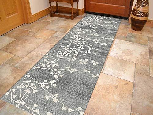 Korridor Teppich- Moderne Minimalist Flur Läufer Teppich, rutschfeste, Breite 60cm / 80cm / 100cm / 120cm erhältlich, Länge Anpassbare (Size : 80×200cm)
