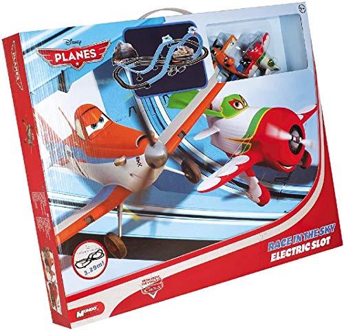 Disney Mondo Planes Slot Track