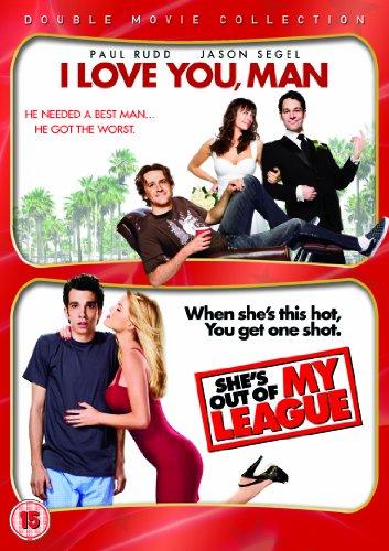 I Love You Man / Shes Out Of My League Dvd [Edizione: Regno Unito] [Reino Unido]