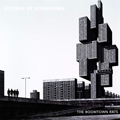 Citizens of Boomtown [Vinyl LP]
