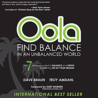 Oola: Find Balance in an Unbalanced World audiobook cover art