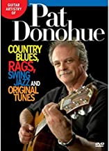 Guitar Artistry of Pat Donohue