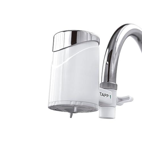 TAPP Water TAPP 1 - Filtro de Agua para Grifo (Elimina Cloro, pesticidas,