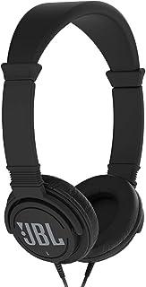JBL C300 Fone de Ouvido, Conchas Ajustáveis, Preto