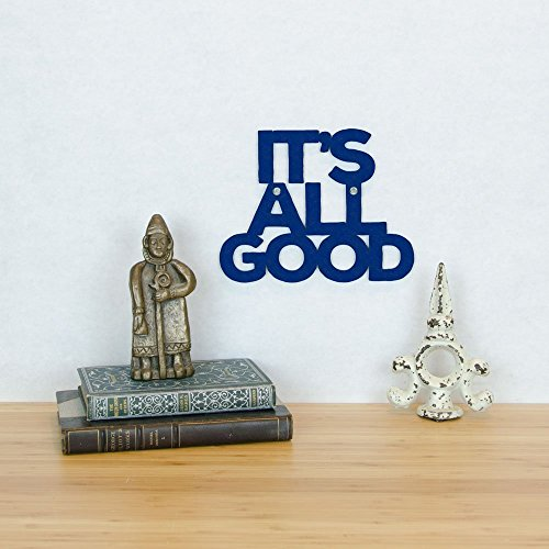 It's All Good Sign - Handmade Wood Decor For The Home - Made In USA - VOC Free Paint