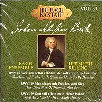 Bach Cantatas Vol.53
