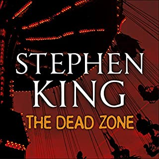 The Dead Zone                   By:                                                                                                                                 Stephen King                               Narrated by:                                                                                                                                 James Franco                      Length: 16 hrs and 12 mins     196 ratings     Overall 4.4