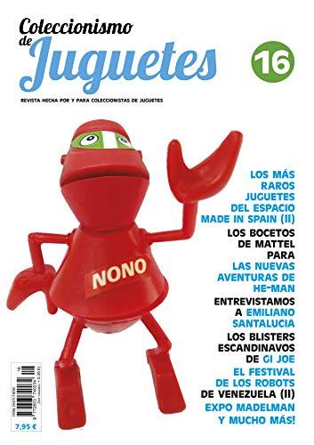 Revista Coleccionismo de Juguetes - Nº 16