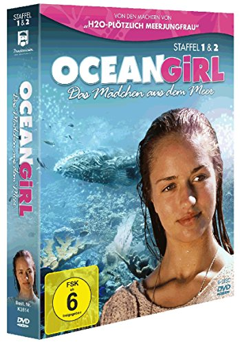 Das Mädchen aus dem Meer: Box 1 (Staffel 1+2) (6 DVDs)