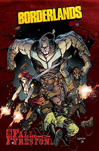 Borderlands Volume 2: The Fall of Fyrestone