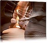 Wunderbarer Antelope Canyon Arizona Format: 120x80 auf