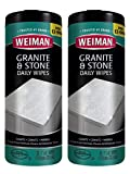 Easy To Use: Weiman Granite Wipes Review