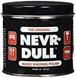 NEVR DULL 990700 Polierwatte für Metalle-HP-Autozubehör 10401, 142