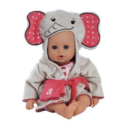 BathTime Baby Elephant Doll