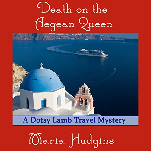 Death on the Aegean Queen audiobook cover art