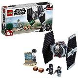 LEGO Star Wars L'attaque du chasseur TIE Jeu de construction, 4 Ans et Plus, 77 Pièces  75237