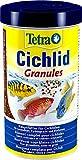 Tetra Cichlid Granules, Hauptfutter Mix für mittelgroße Cichliden
