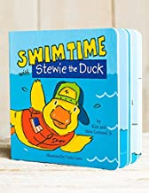 Swim Time with Stewie the Duck