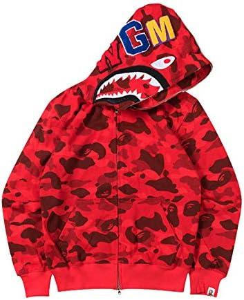 Camo jacket men fashion _image0