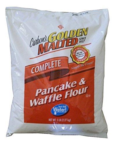 carbon s golden malted waffle maker