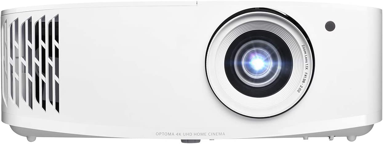 Optoma UHD38 4K UHD - Best Home Projector for Gaming