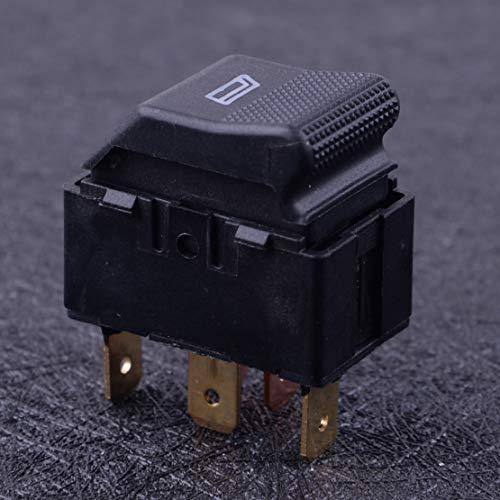 XXYHYQHJD La Ventana de energía eléctrica Interruptor de botón Panel de Control Fit for V-o-l-k-s-w-a-g-e-n VW Transporter T4 1996-2003 7D0959855