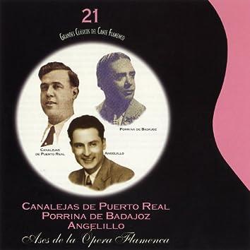 Grandes Clásicos del Cante Flamenco, Vol. 21: Ases de la Opera Flamenca