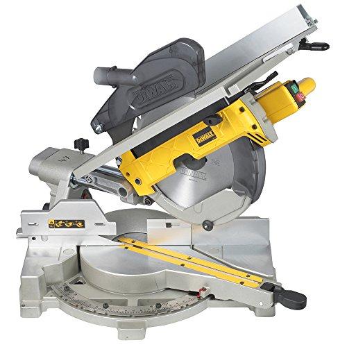 DeWalt Radial Arm Saw Table and a Very DEWALT 305 mm and 1500 W-D27111
