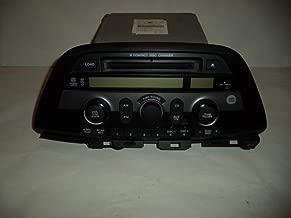 05-10 Honda Odyssey Radio CD Player 6 Disc Changer 2006 2007 2008 2009 2010 5887