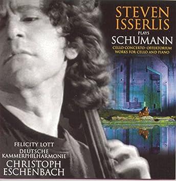 Schumann: Cello Concerto; Fantasiestücke; 5 Stücke im Volkston; Bargiel:  Adagio