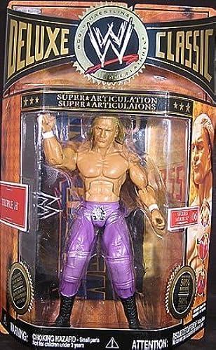 venta de ofertas MUNDO Lucha Libre Entertainment Entertainment Entertainment Deluxe Clásico Serie 6 Triple H  ¡No dudes! ¡Compra ahora!