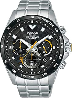 PULSAR Men's Analogue Quartz Watch with Stainless Steel Strap PZ5103X1
