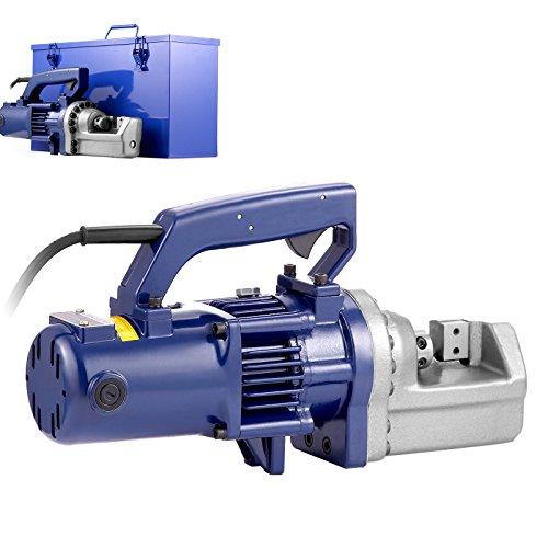 Happybuy 1350W Electric Rebar Cutter 7/8Inch Hydraulic Rebar Cutter 110V Rebar Cutter 3.5-4.5 Seconds Cutting (7/8