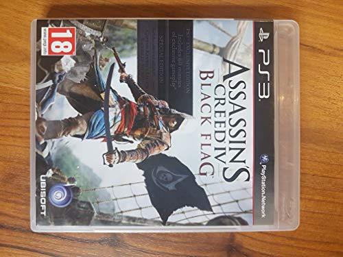 PS3 Assassin´s Creed Black Flag UK Import auf Deutsch spielbar