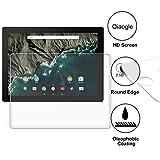 Qiaogle Premium Vidrio Templado Protector de Pantalla para Google Pixel C (10.2 Pulgadas) Cristal Templado Screen Protector