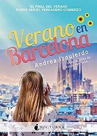 Verano en Barcelona: 89 par Andrea Izquierdo Fernández