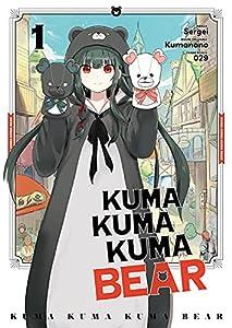 Kuma Kuma Kuma Bear Edition simple Tome 1