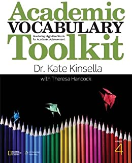 Academic Vocabulary Toolkit Grade 4: Student Text