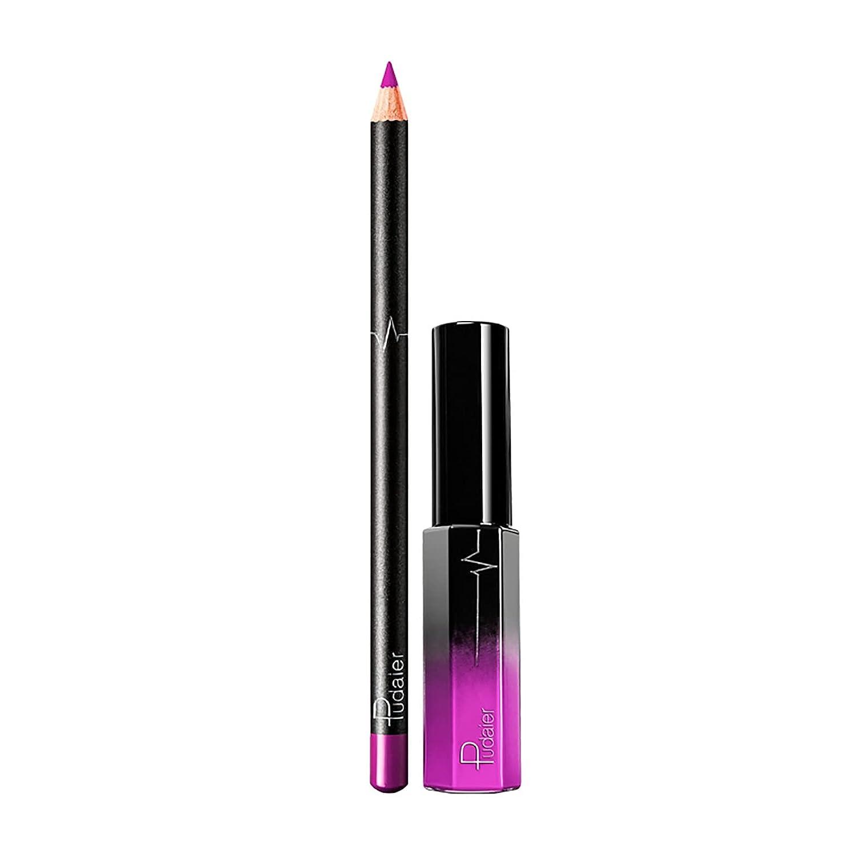 QBQCBB Max 77% OFF Lip Liner Ladies Ranking TOP11 Beauty Makeup Hydrating Long L Glaze