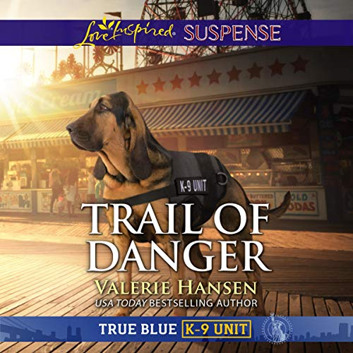 Trail of Danger  By  cover art