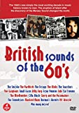 British Sounds Of The 60's - Best of British 60s Music 4 Disc Set [DVD]