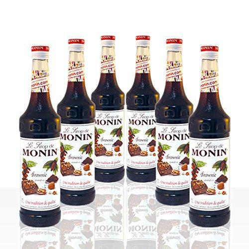 Monin Sirup Brownie 6 x 0,7 l