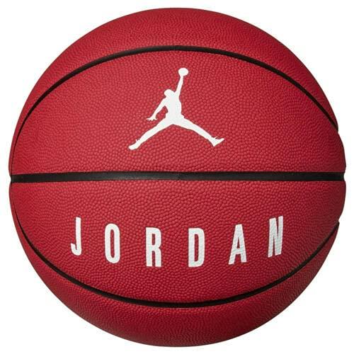 Balón de baloncesto Jordan Ultimate 8P Basketball Mis 7 Varsity Red - White