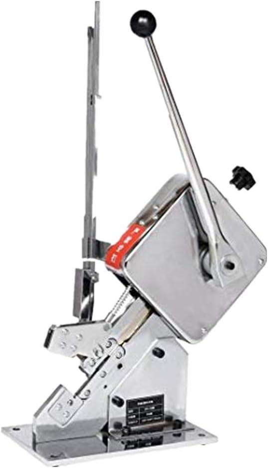 CGOLDENWALL Manual U-shape Sale item Topics on TV Sausage Clipping Machine Clipper