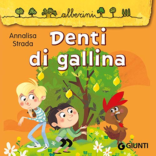 Denti di gallina cover art